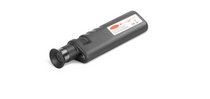 400X Handheld Fiber Optic Inspection Microscope With 2.5mm & 1.25mm Adapters for LC & SC & ST & FC Connectors