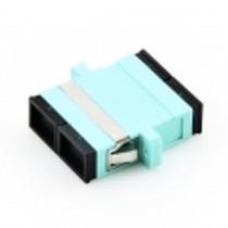 Duplex singlemode  Fiber Adapter SC/SC UPC OM3