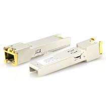 Brocade 10G-SFPP-T Compatible 10GBASE-T SFP+ Copper RJ-45 30m Transceiver