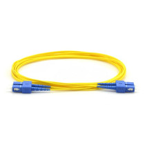 Fiber Patch Cable Single-mode  SC-SC Duplex 9/125 1M