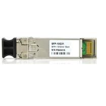 Transceiver 10GBASE SFP+ 1550nm 80km DOM 10G-SFPP-ZR Brocade Compatible