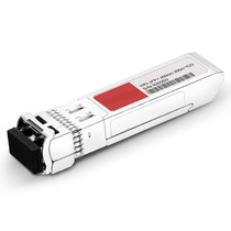 Transceiver 10GBASE-ER/EW and OC-192/STM-64 LR-1 SFP+ 1310nm 40km DOM  FTLX1772M3BCL Finisar Compatible