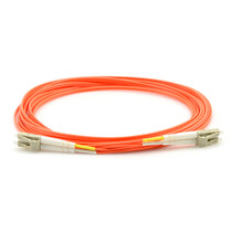 Fiber Patch Cable Multimode LC-LC Duplex OM2 50 /125  1M