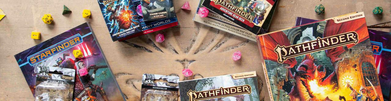 Pathfinder & Starfinder