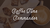 Coffee Time Commander Secret Lair Giveaway