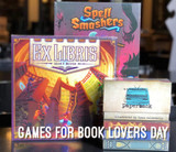 National Book Lover's Day at Mox