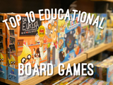 The 10 Best Educational Board Games