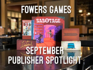 Publisher Spotlight – September: Fowers Games