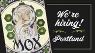 Mox Portland – We're Hiring
