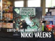 Celebrating LGBTQ+ Game Designers – Nikki Valens