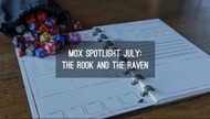 Mox Spotlight July: The Rook and The Raven