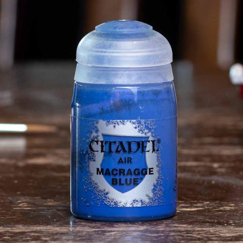 Citadel Air: Macragge Blue