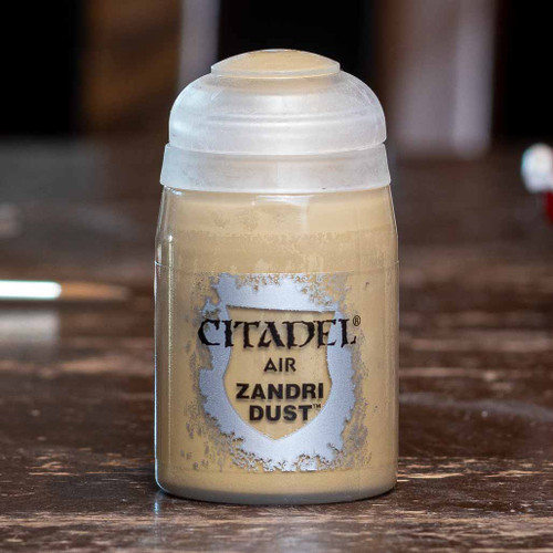 Citadel Air: Zandri Dust