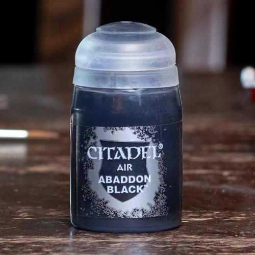 Citadel Air: Abaddon Black