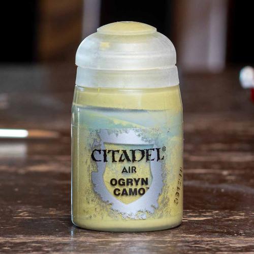 Citadel Air: Ogryn Camo