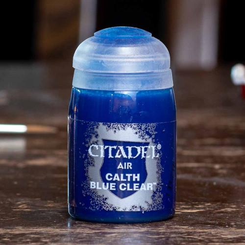 Citadel Air: Calth Blue Clear