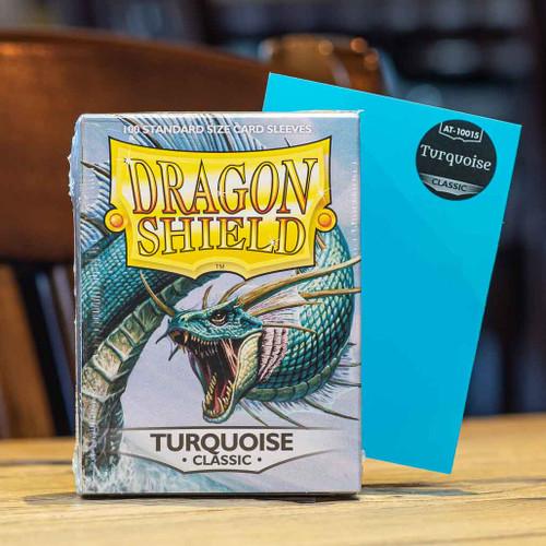 Dragon Shield Classic Turquoise