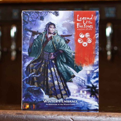 Legend of the Five Rings RPG - Winter's Embrace