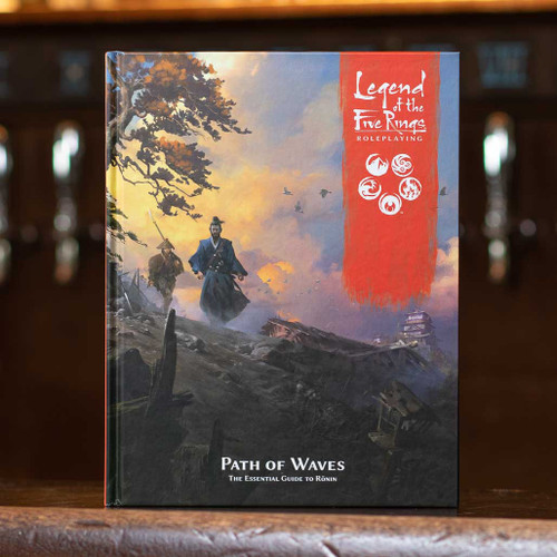 Legend of the Five Rings RPG - Path of Waves