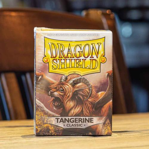 Dragon Shield Classic Tangerine