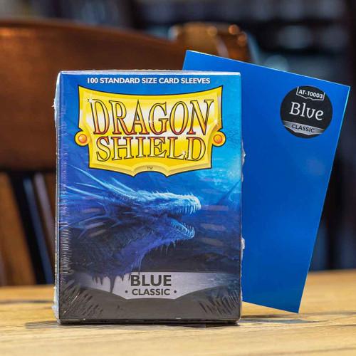 Dragon Shield Classic Blue