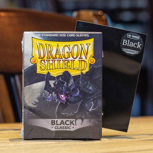 Dragon Shield Classic Black