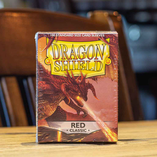 Dragon Shield Classic Red