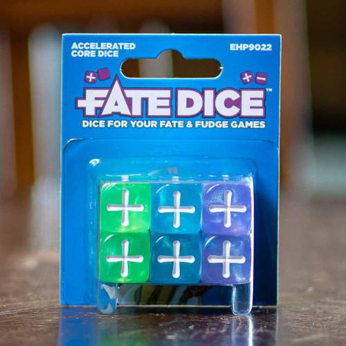 Fate Dice (12 Pack)