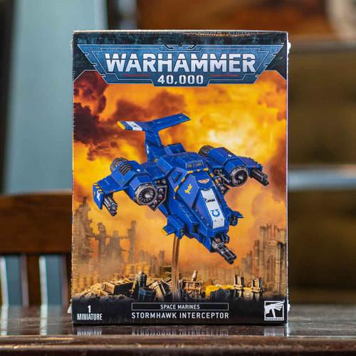 Warhammer 40K - Stormhawk Interceptor