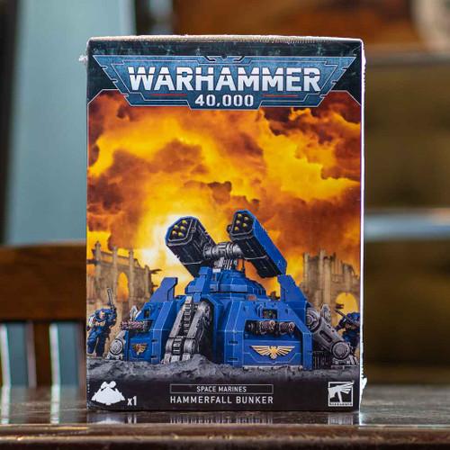 Warhammer 40K - Hammerfall Bunker