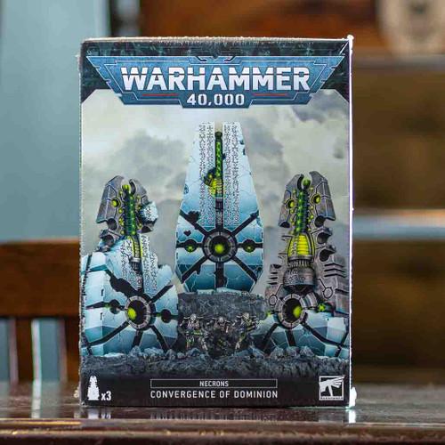 Warhammer 40K - Convergence of Dominion