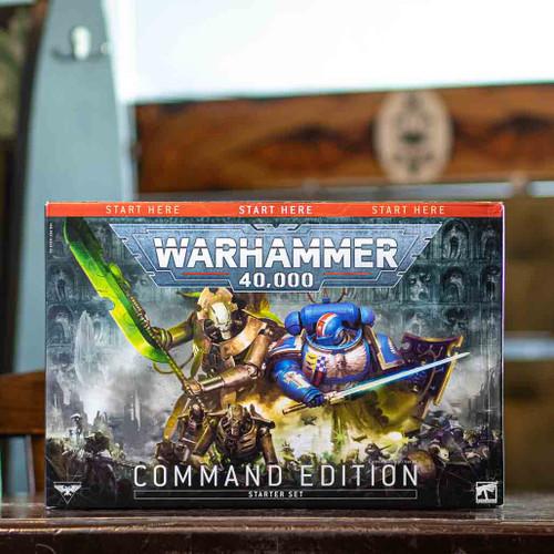 Warhammer 40K - Command Edition Starter Set