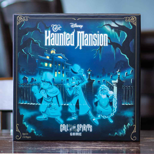 The Haunted Mansion: Call of the Spirits