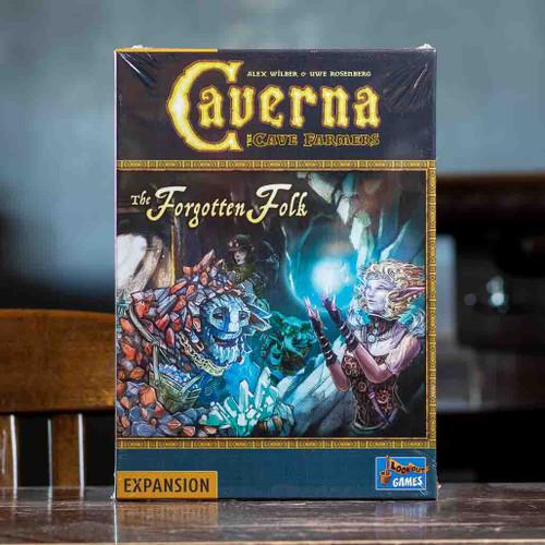 Caverna: The Cave Farmers - The Forgotten Folk