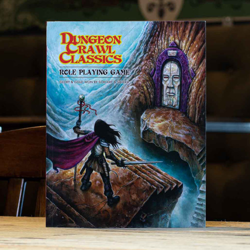 Dungeon Crawl Classics - Core Rulebook (Softcover)