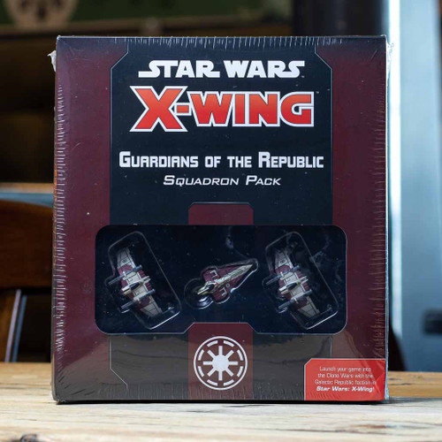 X-Wing - Guardians of the Republic Squadron Pack