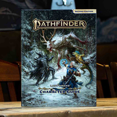 Pathfinder (Second Edition) - Lost Omens: Character Guide