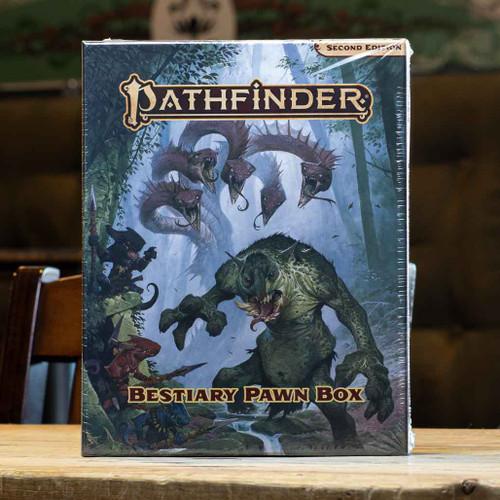 Pathfinder (Second Edition) - Bestiary Pawn Box