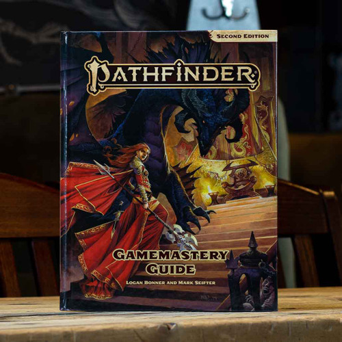 Pathfinder (Second Edition) - Gamemastery Guide