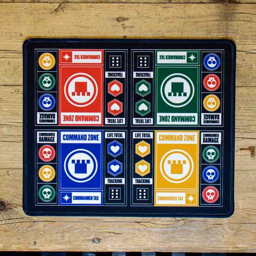 Command Center Playmat (Ver. 2)