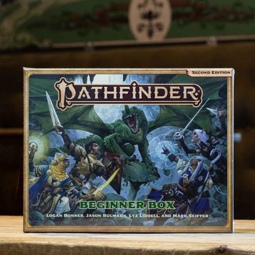 Pathfinder (Second Edition) - Beginner Box
