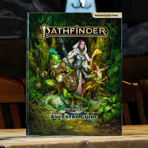 Pathfinder (Second Edition) - Lost Omens: Ancestry Guide
