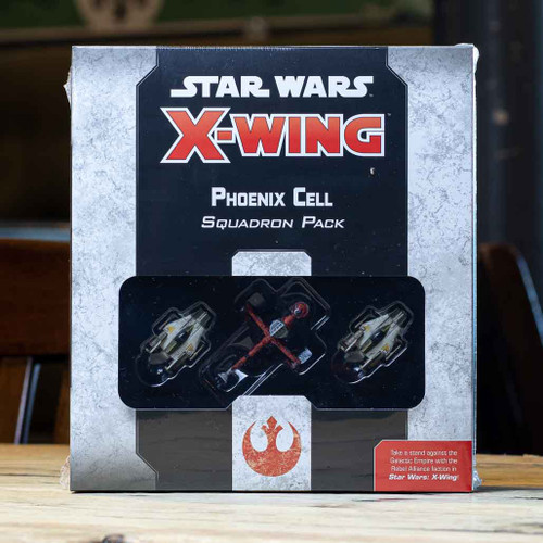 X-Wing - Phoenix Cell Squadron Pack