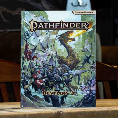 Pathfinder (Second Edition) - Bestiary 3