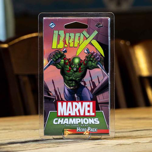 Marvel Champions LCG - Drax Hero Pack