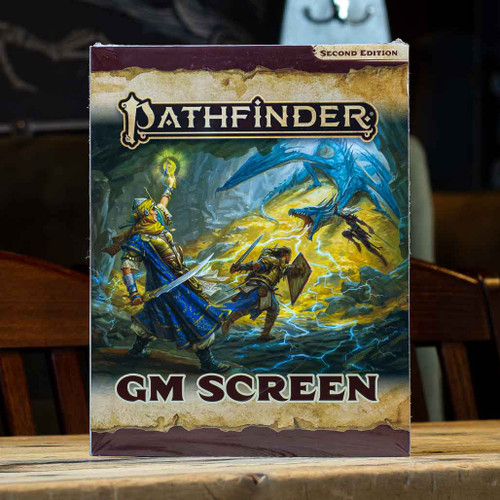 Pathfinder (Second Edition) - GM Screen