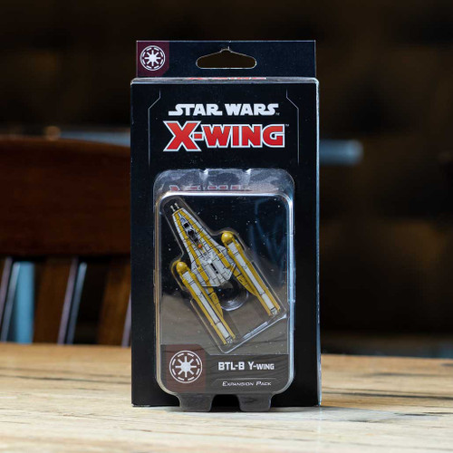 X-Wing - BTL-B Y-Wing