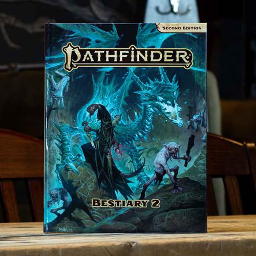 Pathfinder (Second Edition) - Bestiary 2