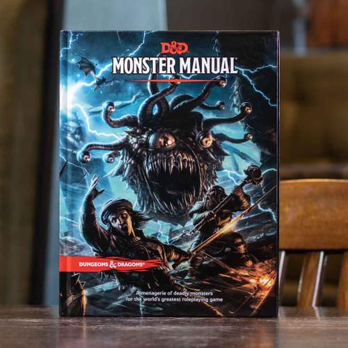 Dungeons & Dragons - Monster Manual