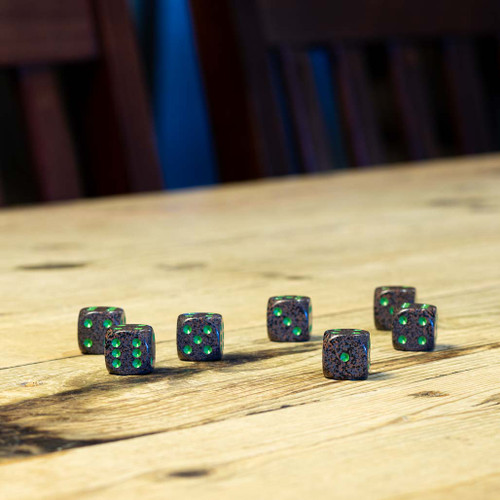 Chessex #25710 - Speckled Earth d6 (12ct)